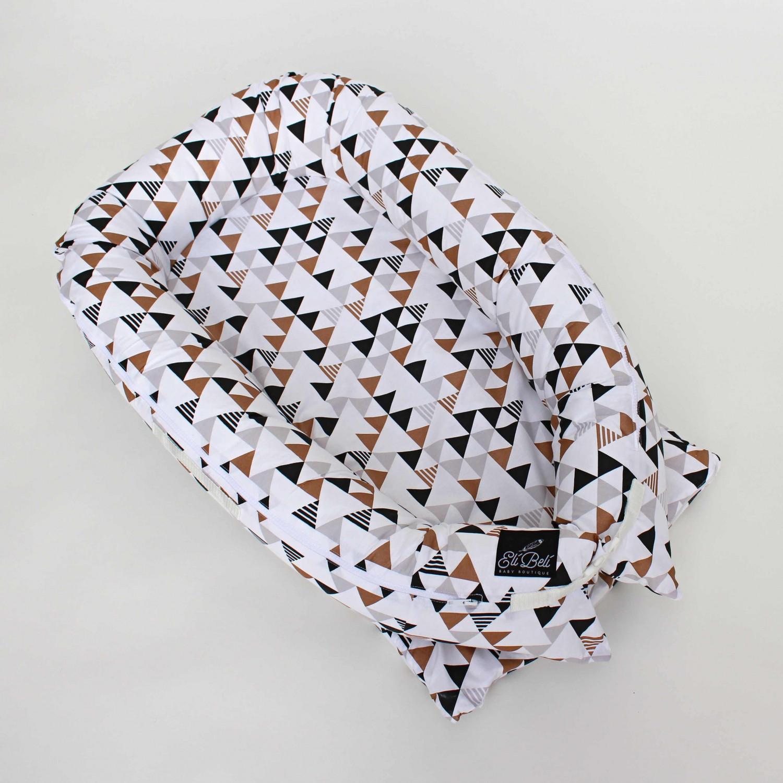 Elí Belí hnízdo - černý diamant